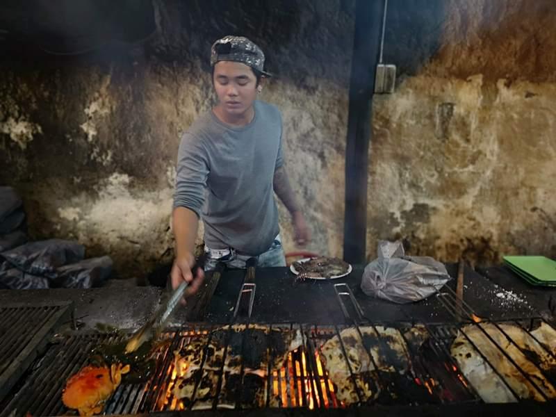 samsui06 Kuala Lumpur-山水菜魚酒家 吉隆坡也有在山上水邊的秘境餐廳