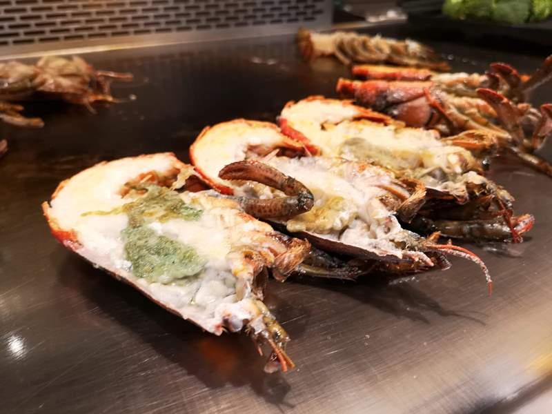 santei16 中壢-三鐵鐵板燒 中原隱藏版需預約鐵板燒 食材新鮮好吃