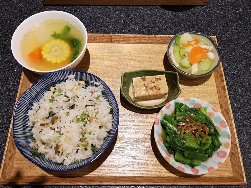 vegetablebar07 竹北-喫菜吧 健康概念清爽蔬食