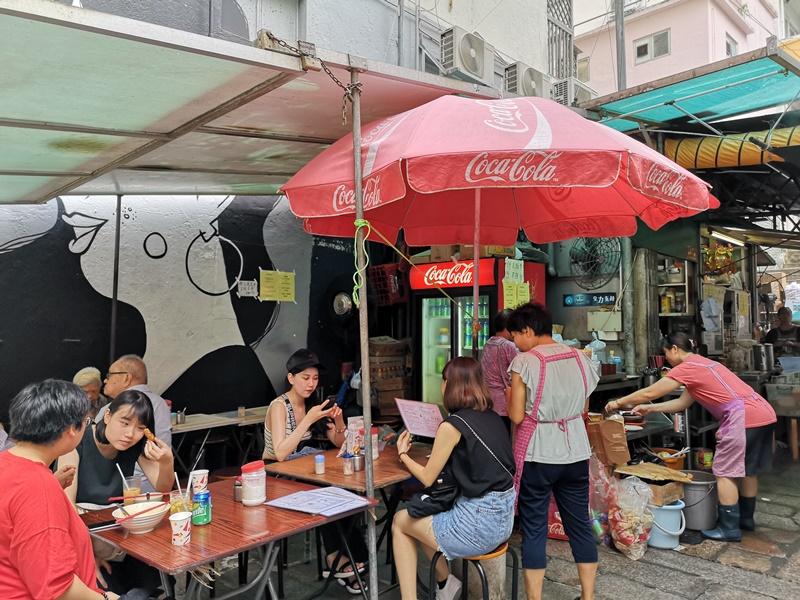 SingHeungYuen02 HK-勝香園 檸檬香氣的豬仔包檸檬脆脆有創意