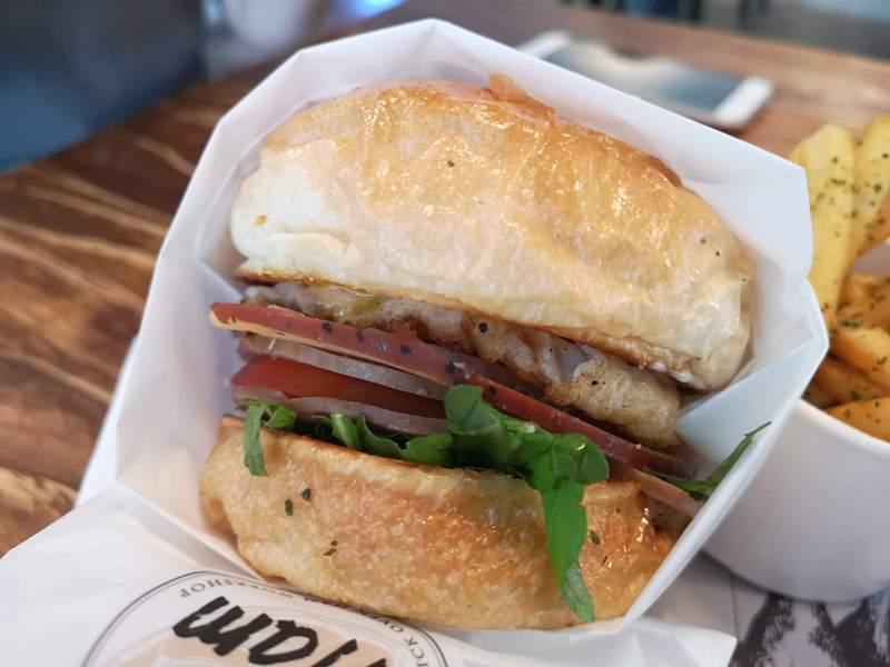 brickovenham09 新竹-柴窯火腿製造所 真材實料健康沒有添加物 好吃的漢堡