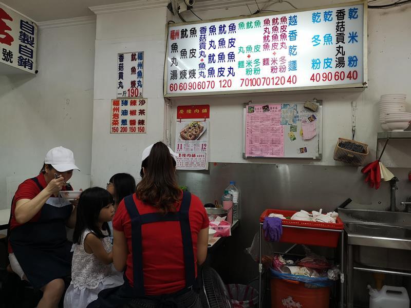 chiaxin3 中正-佳興魚丸 公館的人氣小吃 爽口Q彈的魚丸