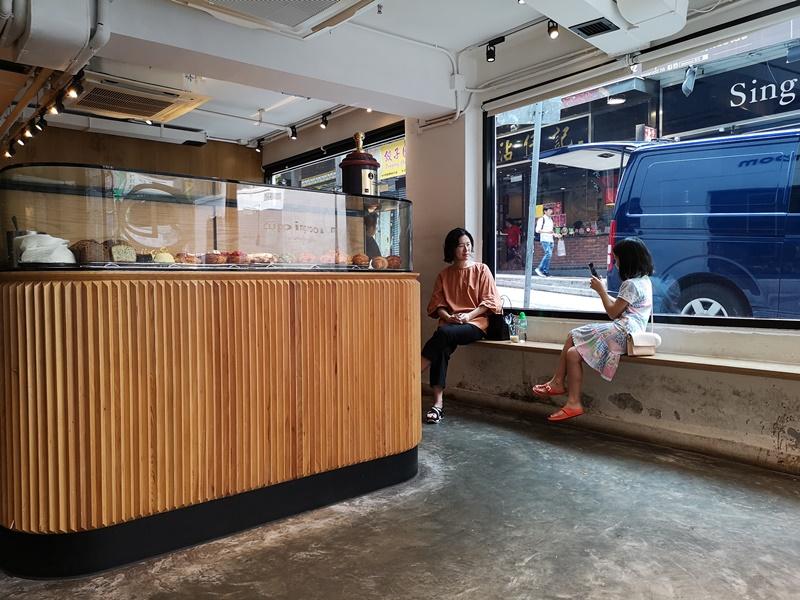 cupping-room11 HK-中環The Cupping Room Central燕麥拿鐵特色 可頌香酥迷人