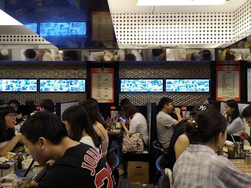 hwaxin10 HK-華星冰室 陳奕迅背書 沒吃過華星怎說來過香港!!