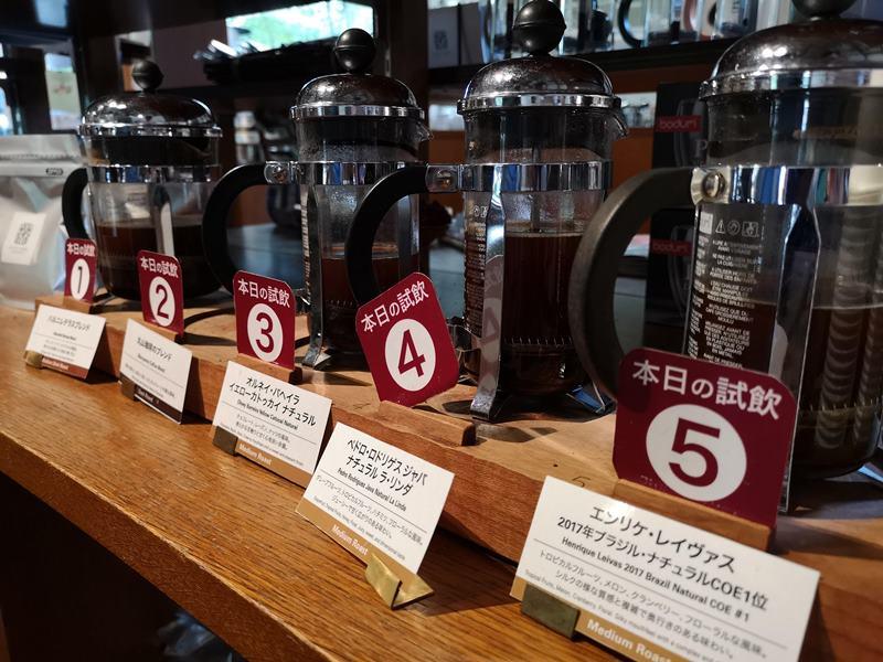 maruyama0222 Karuizawa-來喝冠軍咖啡 丸山咖啡輕井澤本店 綠意盎然的林間小屋 環境佳咖啡香