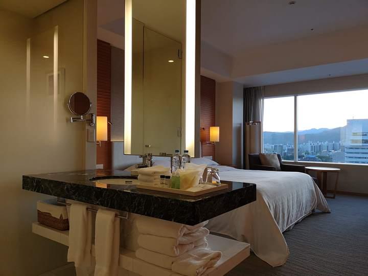 sheratonhiroshima07 Hiroshima-Sheraton Hotel Hiroshima廣島喜來登 廣島站直結