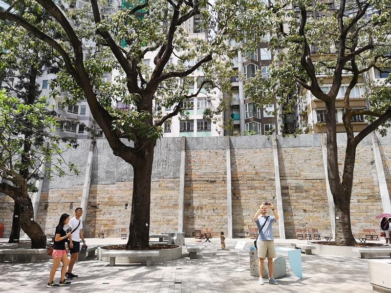 taikwun19 HK-大館 香港古蹟活化 警署監獄進化成觀光景點