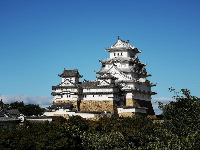himeji37 Himeji-姬路城 絕美白鷺城 世界文化遺產