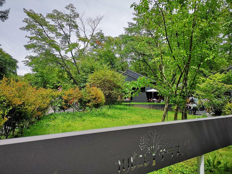karuizawadessert01 Karuizawa-中輕井澤星野地區 榆樹街小鎮/高原教堂/石之教堂 品一口綠意的優閒雅致