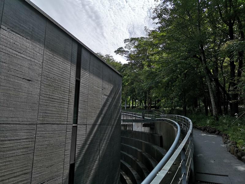 polamuseum25 Hakone-箱根Pola Museum of Art森林中的綠寶石 自然與人文兼具的美術館