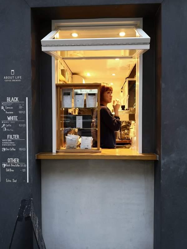 aboutlife07 Shibuya-About Life Coffee Brewers站著也要喝的 澀谷小巧人氣咖啡BAR