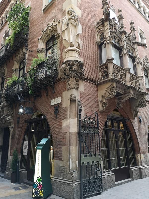 bcn4cats02 Barcelona-巴塞隆納四隻貓咖啡 Els Quatre Gats感受藝文風情的咖啡館