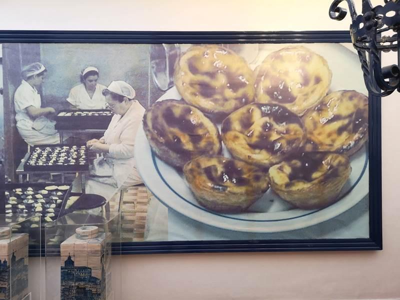 belemeggtart08 Lisboa-貝倫蛋塔 里斯本必吃蛋塔創始店 Casa Pasteis De Belem外酥內香醇軟嫩好好吃