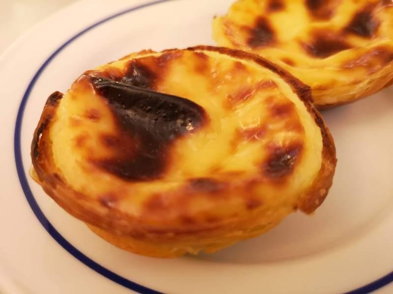 belemeggtart16 Lisboa-貝倫蛋塔 里斯本必吃蛋塔創始店 Casa Pasteis De Belem外酥內香醇軟嫩好好吃