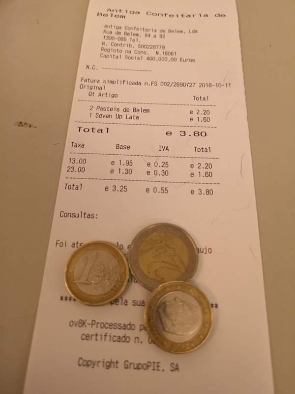 belemeggtart18 Lisbon-貝倫蛋塔 里斯本必吃蛋塔創始店 Casa Pasteis De Belem外酥內香醇軟嫩好好吃