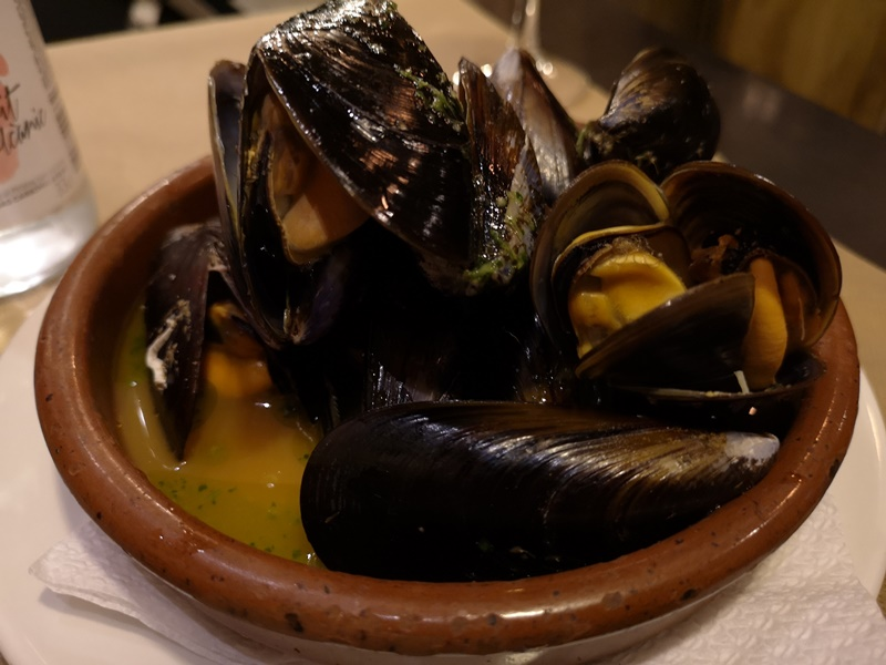 colom09 Barcelona-Colom Restaurant巴塞隆納海鮮餐廳