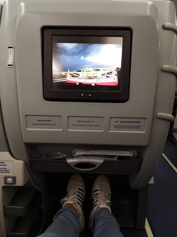 flyci16333 201810韓亞航倫敦首爾轉台北 飛機delay改班機行李遲延 什麼都遇到了...