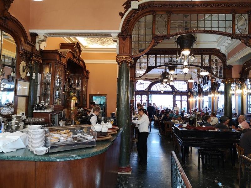 majesticcafe07 Porto-波多Cafe Majestic美麗的咖啡館 美好的法式甜點