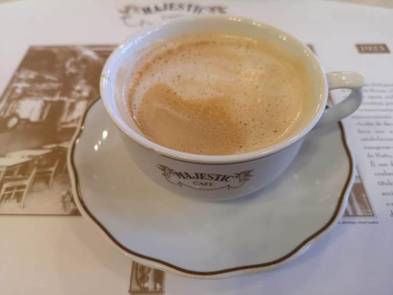 majesticcafe12 Porto-波多Cafe Majestic美麗的咖啡館 美好的法式甜點