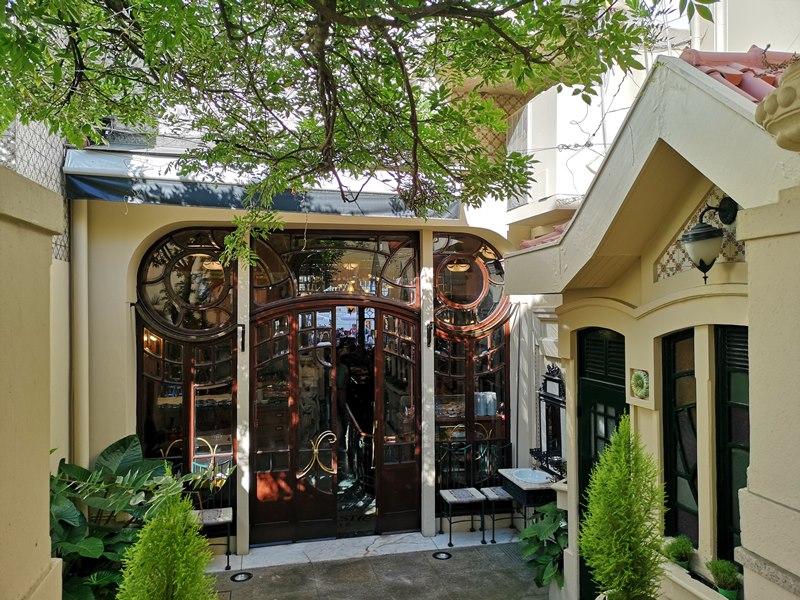 majesticcafe17 Porto-波多Cafe Majestic美麗的咖啡館 美好的法式甜點