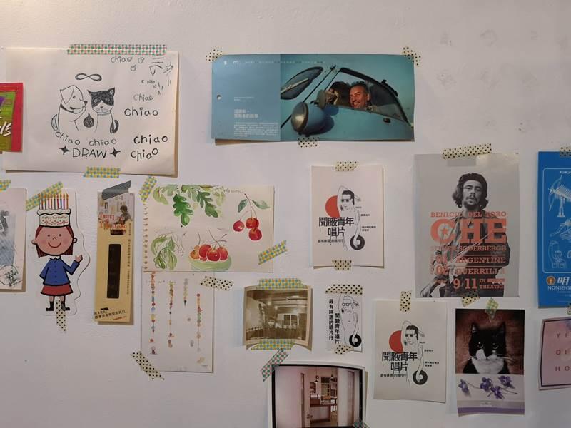 smalloldhouse16 桃園-小間.日常 小小藝文空間...可愛咖啡館