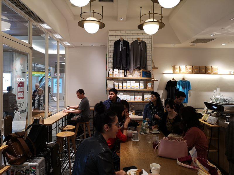 vervecoffee08 Shinjuku-新宿車站Verve Coffee Roasters加州來的咖啡Bar不只吸睛人氣滿分