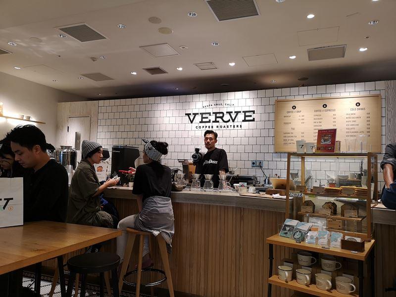 vervecoffee13 Shinjuku-新宿車站Verve Coffee Roasters加州來的咖啡Bar不只吸睛人氣滿分