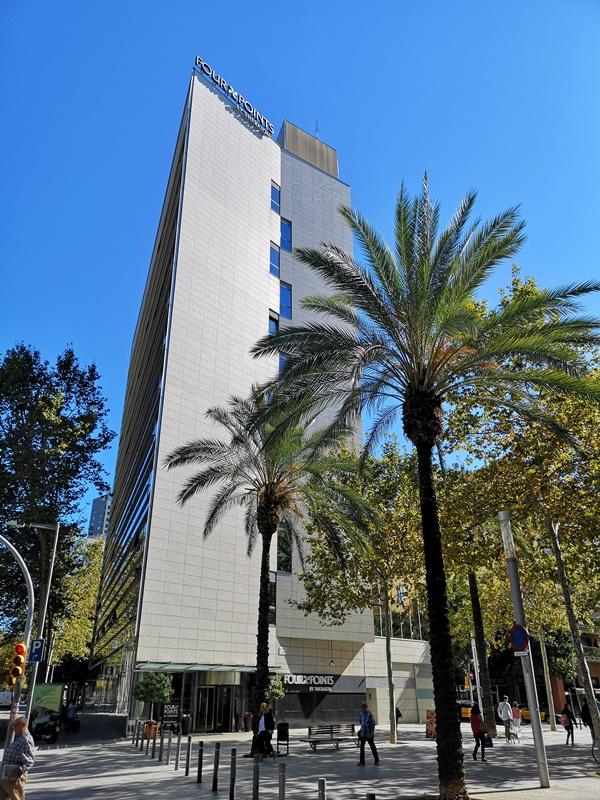 bcn4P02 Barcelona-巴塞隆納Four Points by Sheraton Barcelona Diagonal簡單商務的福朋