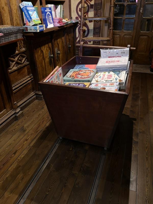 bookstore18 Porto-Livraria Lello波多 世界最美書店之一 JK羅琳加持的波多必遊景點