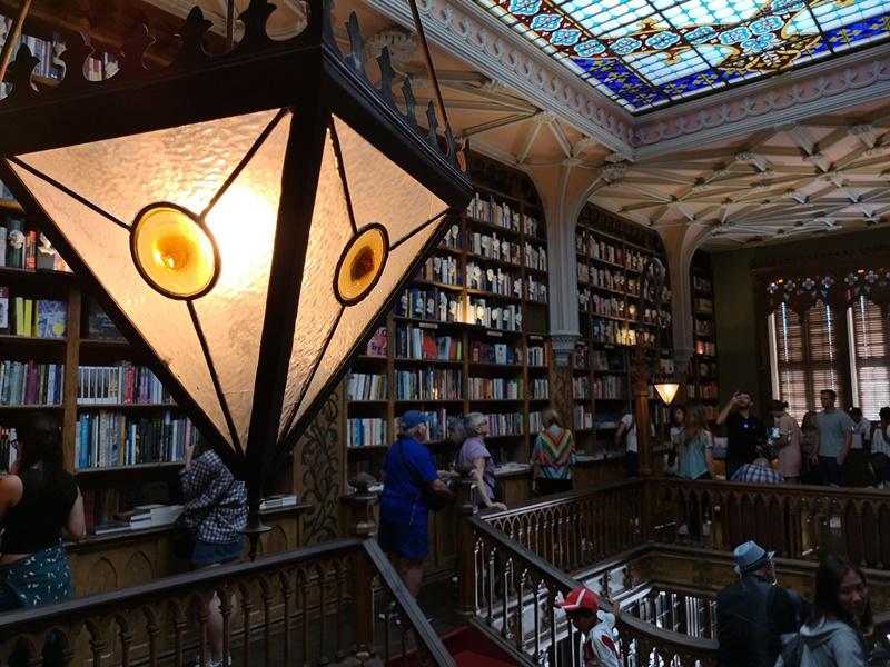 bookstore22 Porto-Livraria Lello波多 世界最美書店之一 JK羅琳加持的波多必遊景點