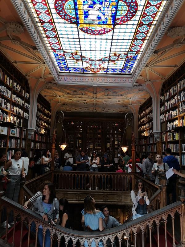 bookstore24 Porto-Livraria Lello波多 世界最美書店之一 JK羅琳加持的波多必遊景點