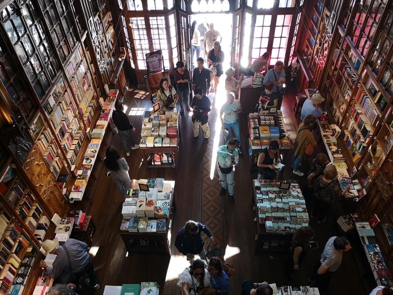 bookstore27 Porto-Livraria Lello波多 世界最美書店之一 JK羅琳加持的波多必遊景點