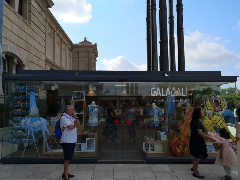 catalunyamuseum08 Barcelona-巴塞隆納的藝文之旅 加泰隆尼亞國家藝術博物館