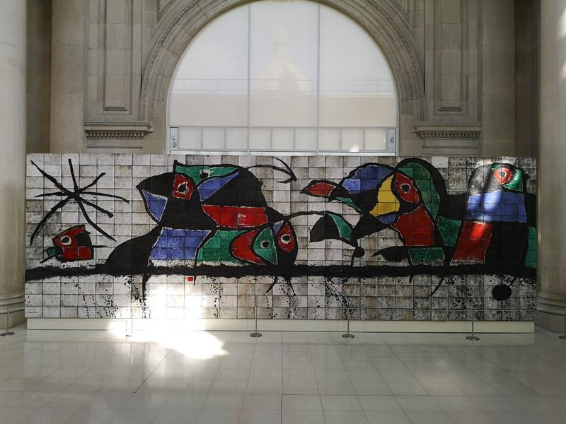 catalunyamuseum15 Barcelona-巴塞隆納的藝文之旅 加泰隆尼亞國家藝術博物館