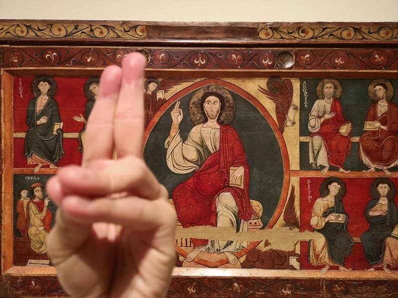 catalunyamuseum34 Barcelona-巴塞隆納的藝文之旅 加泰隆尼亞國家藝術博物館