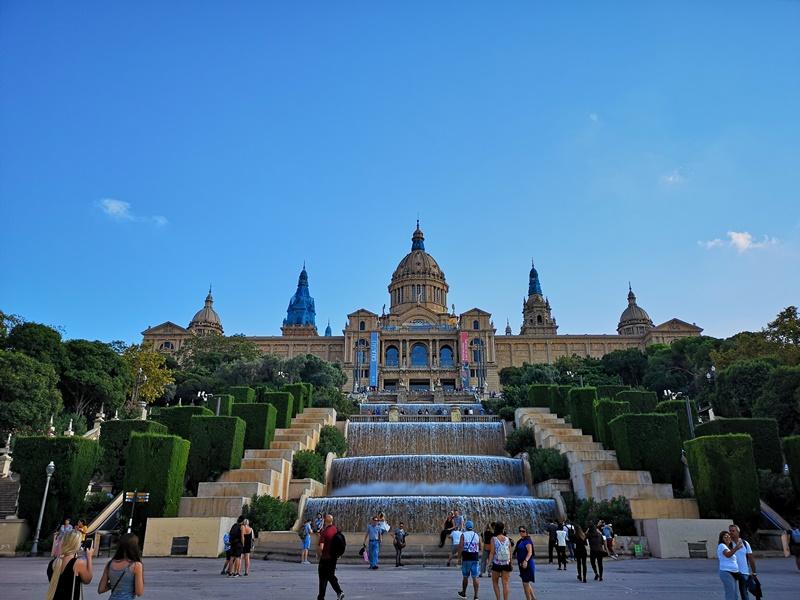 catalunyamuseum38 Barcelona-巴塞隆納的藝文之旅 加泰隆尼亞國家藝術博物館