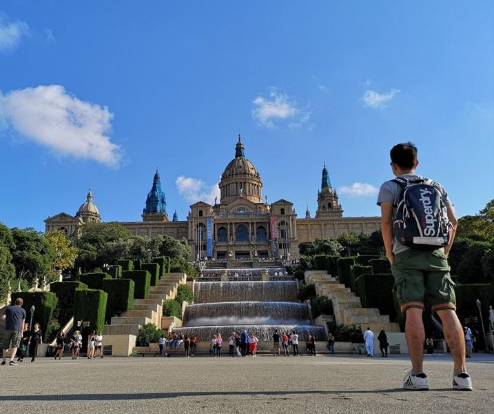 catalunyamuseum39 Barcelona-巴塞隆納的藝文之旅 加泰隆尼亞國家藝術博物館