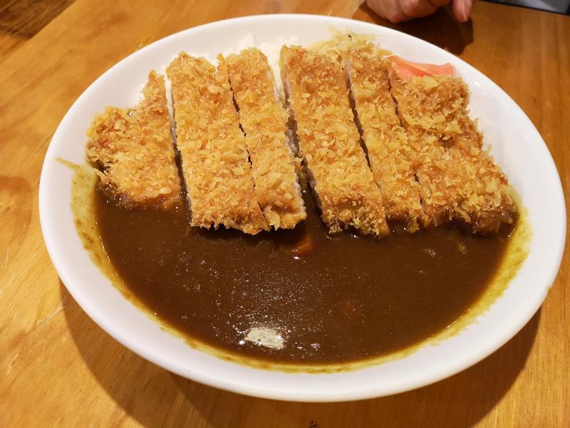 happysunn1 竹北-樂陽食堂 CP值高 咖哩香純 牛肉/漢堡排都好吃