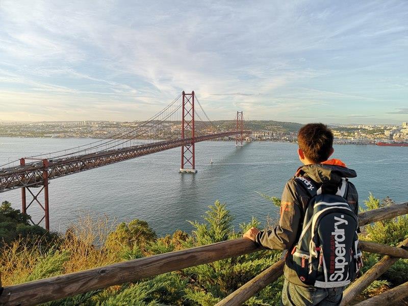 lisbonjesus26 Lisboa-里斯本大耶穌 視野遼闊眺望里斯本市區 欣賞4月25日大橋的好角度