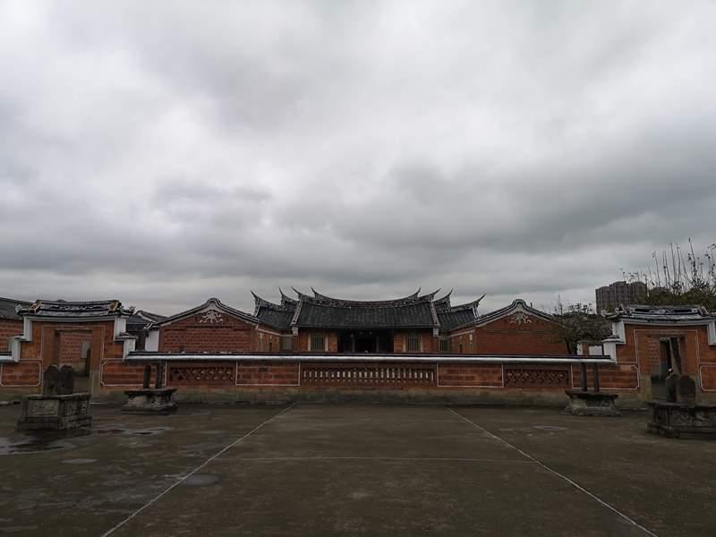 litangfeng05 大溪-李騰芳古宅 桃園唯一國定古蹟 清幽的環境寯永的建築設計