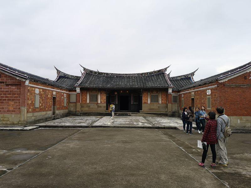 litangfeng07 大溪-李騰芳古宅 桃園唯一國定古蹟 清幽的環境寯永的建築設計