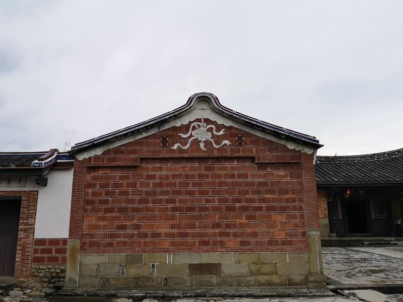 litangfeng09 大溪-李騰芳古宅 桃園唯一國定古蹟 清幽的環境寯永的建築設計