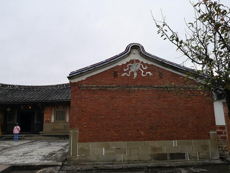 litangfeng10 大溪-李騰芳古宅 桃園唯一國定古蹟 清幽的環境寯永的建築設計