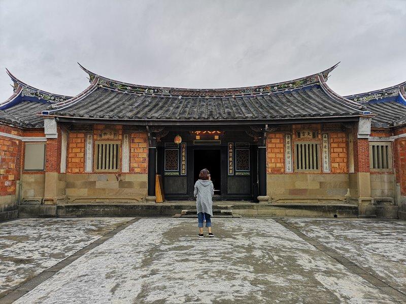 litangfeng12 大溪-李騰芳古宅 桃園唯一國定古蹟 清幽的環境寯永的建築設計