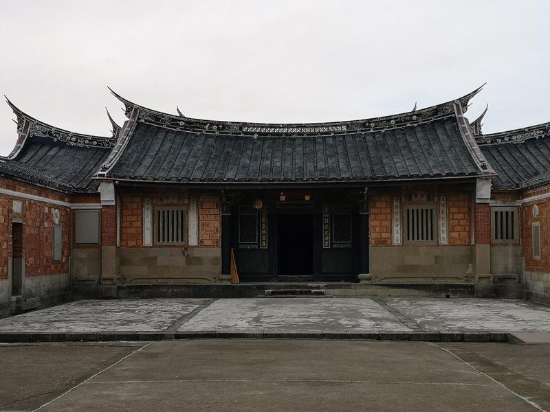 litangfeng13 大溪-李騰芳古宅 桃園唯一國定古蹟 清幽的環境寯永的建築設計