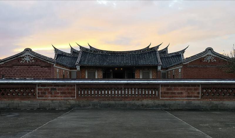 litangfeng30 大溪-李騰芳古宅 桃園唯一國定古蹟 清幽的環境寯永的建築設計