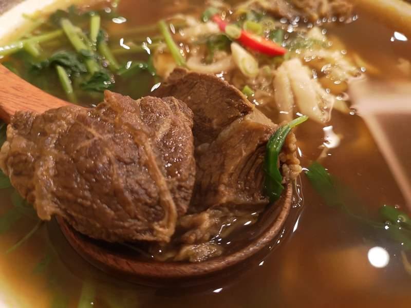 liubeef06 竹北-劉家食堂 牛肉麵很不賴