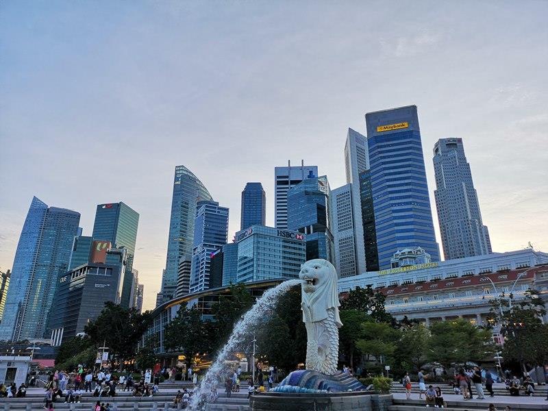 merlion06 Singapore-追尋魚尾獅Merlion 新加坡地標人氣高高高