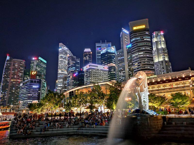 merlion10 Singapore-追尋魚尾獅Merlion 新加坡地標人氣高高高