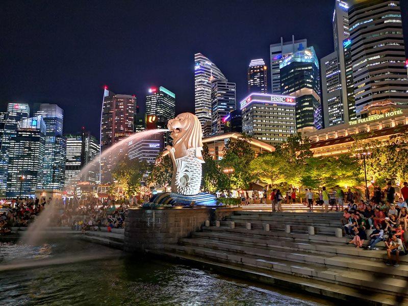 merlion11 Singapore-追尋魚尾獅Merlion 新加坡地標人氣高高高